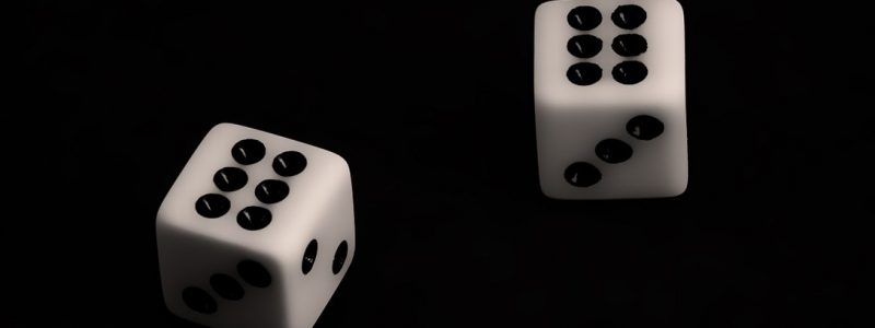 rolling dice and weighing up the risks of contesting a will