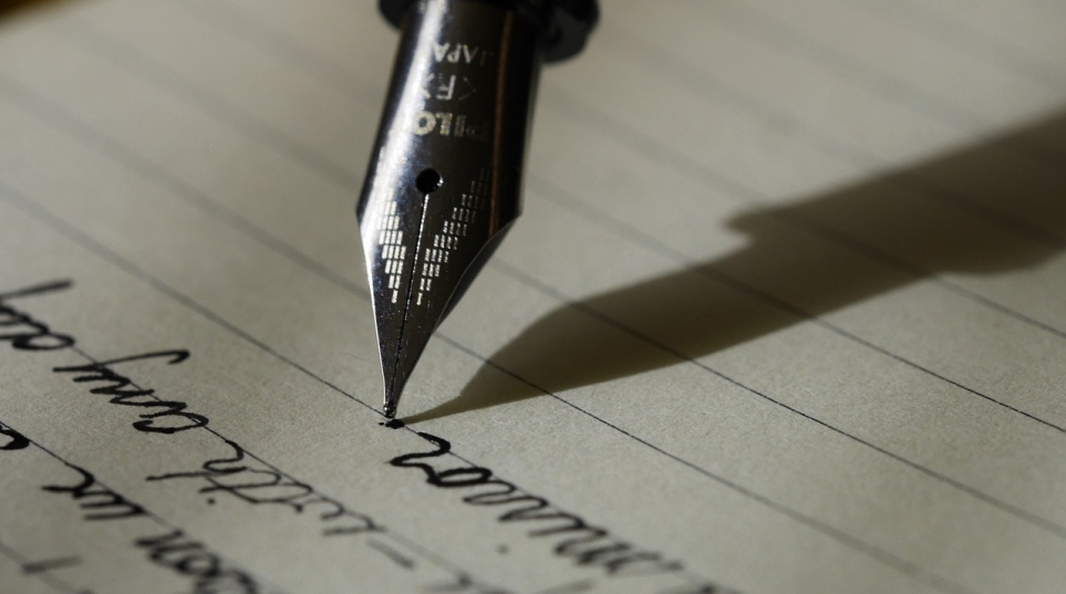 A handwritten will can cause problems if it's not clear what the intention of the will is.